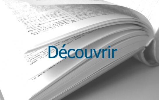 Definition Decouvrir Conjugaison Le Parisien