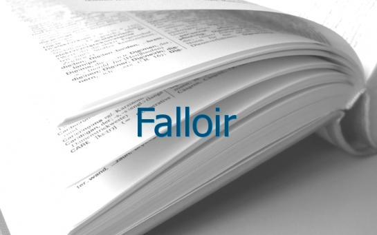 Definition Falloir Conjugaison Le Parisien