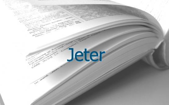 Definition Jeter Conjugaison Le Parisien